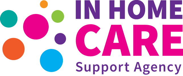 In Home Care Support Agency logo